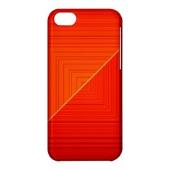Abstract Clutter Baffled Field Apple Iphone 5c Hardshell Case by Simbadda