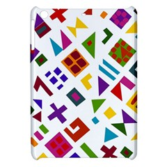 A Colorful Modern Illustration For Lovers Apple Ipad Mini Hardshell Case by Simbadda