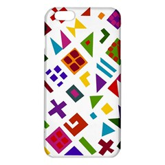 A Colorful Modern Illustration For Lovers Iphone 6 Plus/6s Plus Tpu Case by Simbadda