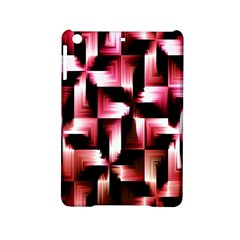 Red And Pink Abstract Background Ipad Mini 2 Hardshell Cases by Simbadda