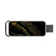 Abstract Background Portable Usb Flash (two Sides) by Simbadda