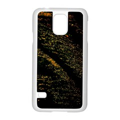 Abstract Background Samsung Galaxy S5 Case (white) by Simbadda