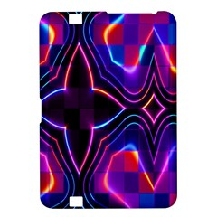 Rainbow Abstract Background Pattern Kindle Fire Hd 8 9  by Simbadda