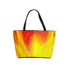 Realm Of Dreams Light Effect Abstract Background Shoulder Handbags by Simbadda