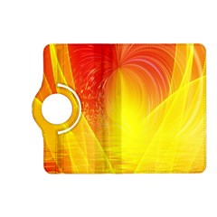 Realm Of Dreams Light Effect Abstract Background Kindle Fire Hd (2013) Flip 360 Case by Simbadda