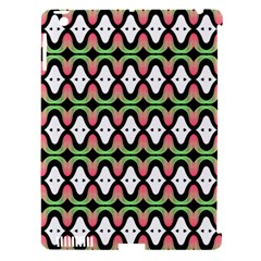 Abstract Pinocchio Journey Nose Booger Pattern Apple Ipad 3/4 Hardshell Case (compatible With Smart Cover) by Simbadda