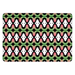 Abstract Pinocchio Journey Nose Booger Pattern Samsung Galaxy Tab 8 9  P7300 Flip Case by Simbadda