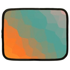 Abstract Elegant Background Pattern Netbook Case (xxl)  by Simbadda