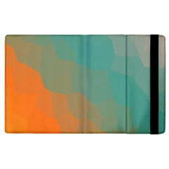 Abstract Elegant Background Pattern Apple Ipad 3/4 Flip Case by Simbadda