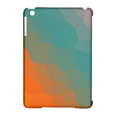 Abstract Elegant Background Pattern Apple Ipad Mini Hardshell Case (compatible With Smart Cover) by Simbadda