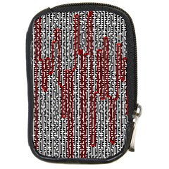 Abstract Geometry Machinery Wire Compact Camera Cases by Simbadda