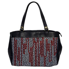 Abstract Geometry Machinery Wire Office Handbags by Simbadda