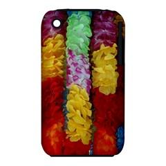 Colorful Hawaiian Lei Flowers iPhone 3S/3GS by Simbadda