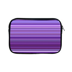 Stripe Colorful Background Apple Ipad Mini Zipper Cases by Simbadda