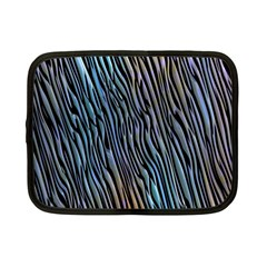 Abstract Background Wallpaper Netbook Case (small)  by Simbadda