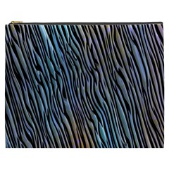 Abstract Background Wallpaper Cosmetic Bag (xxxl)  by Simbadda