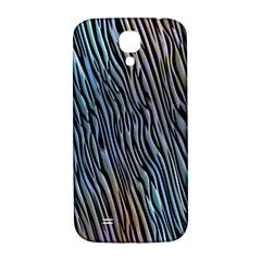 Abstract Background Wallpaper Samsung Galaxy S4 I9500/i9505  Hardshell Back Case by Simbadda
