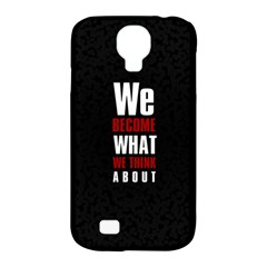 Poster Samsung Galaxy S4 Classic Hardshell Case (pc+silicone) by chirag505p