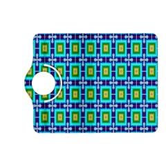 Seamless Background Wallpaper Pattern Kindle Fire Hd (2013) Flip 360 Case by Simbadda