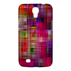 Background Abstract Weave Of Tightly Woven Colors Samsung Galaxy Mega 6 3  I9200 Hardshell Case by Simbadda