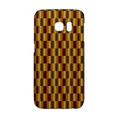 Gold Abstract Wallpaper Background Galaxy S6 Edge by Simbadda