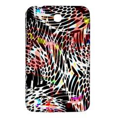 Abstract Composition Digital Processing Samsung Galaxy Tab 3 (7 ) P3200 Hardshell Case  by Simbadda