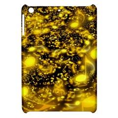 Vortex Glow Abstract Background Apple Ipad Mini Hardshell Case by Simbadda