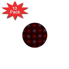Abstract Dotted Pattern Elegant Background 1  Mini Buttons (10 Pack)