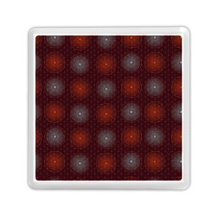 Abstract Dotted Pattern Elegant Background Memory Card Reader (square)  by Simbadda