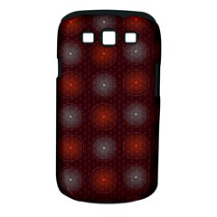Abstract Dotted Pattern Elegant Background Samsung Galaxy S Iii Classic Hardshell Case (pc+silicone) by Simbadda