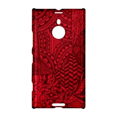 Deep Red Background Abstract Nokia Lumia 1520 by Simbadda