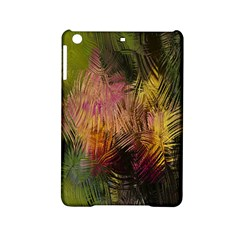 Abstract Brush Strokes In A Floral Pattern  Ipad Mini 2 Hardshell Cases by Simbadda