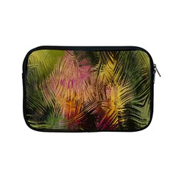 Abstract Brush Strokes In A Floral Pattern  Apple Macbook Pro 13  Zipper Case by Simbadda