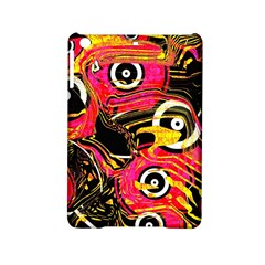 Abstract Clutter Pattern Baffled Field Ipad Mini 2 Hardshell Cases by Simbadda