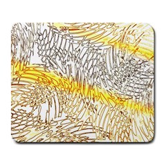Abstract Composition Pattern Large Mousepads by Simbadda