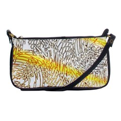 Abstract Composition Pattern Shoulder Clutch Bags by Simbadda