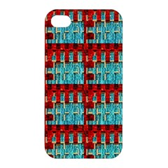 Architectural Abstract Pattern Apple Iphone 4/4s Hardshell Case by Simbadda