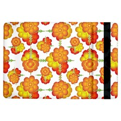 Colorful Stylized Floral Pattern Ipad Air Flip by dflcprints