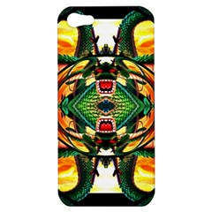 Shenron 2 3d Effect Apple Iphone 5 Hardshell Case by 3Dbjvprojats
