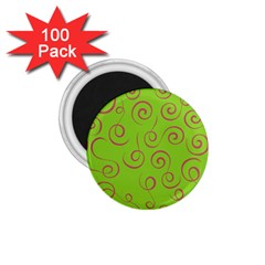 Pattern 1 75  Magnets (100 Pack)  by Valentinaart