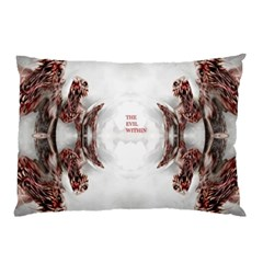 The Evil Within Demon 3d Effect Pillow Case (two Sides) by 3Dbjvprojats