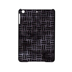 Woven1 Black Marble & Black Watercolor (r) Apple Ipad Mini 2 Hardshell Case by trendistuff