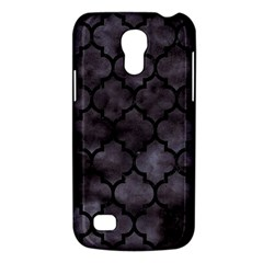 Tile1 Black Marble & Black Watercolor (r) Samsung Galaxy S4 Mini (gt I9190) Hardshell Case  by trendistuff