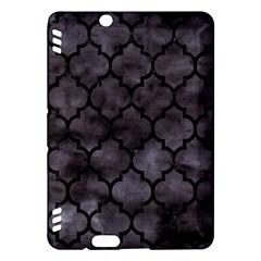 Tile1 Black Marble & Black Watercolor (r) Kindle Fire Hdx Hardshell Case by trendistuff
