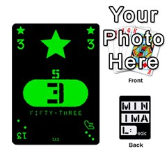 Minimaldeck2 By Frollo   Playing Cards 54 Designs   Dddvomk1la2w   Www Artscow Com Front - Heart3