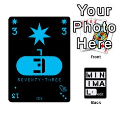 Minimaldeck3 By Frollo   Playing Cards 54 Designs   Kqi7b50we5w0   Www Artscow Com Front - Diamond9