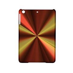 Copper Beams Abstract Background Pattern Ipad Mini 2 Hardshell Cases by Simbadda