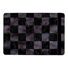 Square1 Black Marble & Black Watercolor Samsung Galaxy Tab Pro 10 1  Flip Case by trendistuff