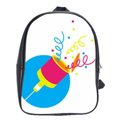 Celebration Injecting School Bags (xl)  by Mariart