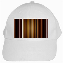 Brown Line Image Picture White Cap by Mariart